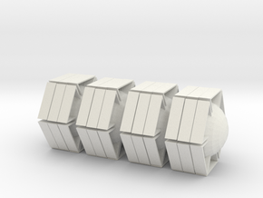 Power in White Natural Versatile Plastic