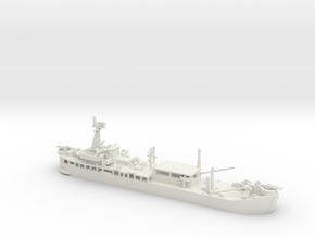 Generic Vietnam ARL 1/600 scale in White Strong & Flexible