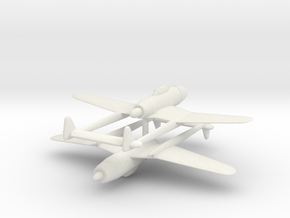 1/300 Tachikawa Ki-94-1 (x2) in White Strong & Flexible