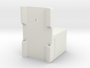 Gopro Gyrocam Case in White Natural Versatile Plastic