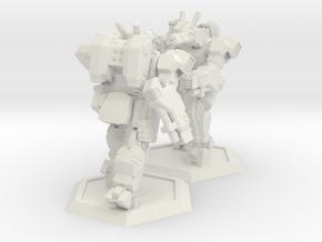 WHAM- King Sandman x2 (1/285th) in White Strong & Flexible