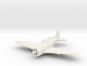 1/144 Republic P43 'Lancer' in White Natural Versatile Plastic