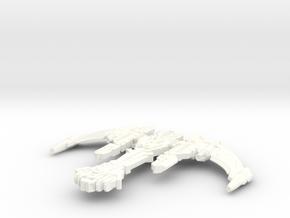 Tak'Kon in White Processed Versatile Plastic