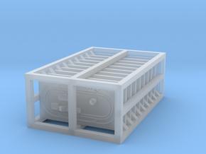 Model Train Layout II Set in Smooth Fine Detail Plastic