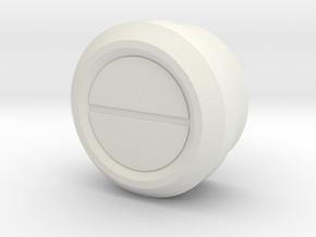 Iron Man Mk III - KneePivot in White Natural Versatile Plastic
