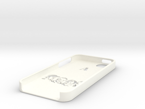 A-team iphone case in White Processed Versatile Plastic