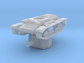 Vehicle- Valentine Tank Bishop (1/72) in Smooth Fine Detail Plastic