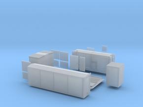 AB HFS neue Ausführung mit Tragrahmen in Frosted Ultra Detail