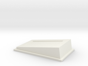 Wandrè Electric Box 3 Pieno in White Natural Versatile Plastic