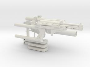 1/6 scale Russian VSK-94 in White Strong & Flexible
