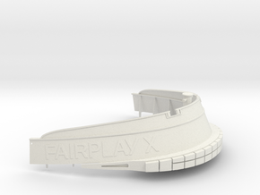 Fairplay X Bugsektion 1:50 in White Natural Versatile Plastic