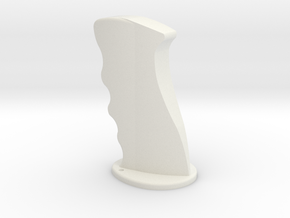 Rotational Control Joystick 1:1 in White Natural Versatile Plastic
