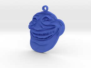 Internet Troll in Blue Strong & Flexible Polished