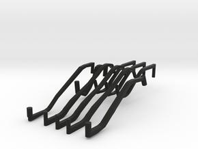 Tendons for MiProto Hand in Black Natural Versatile Plastic