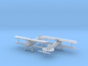 1/144 Albatros D.Va x2 in Smooth Fine Detail Plastic