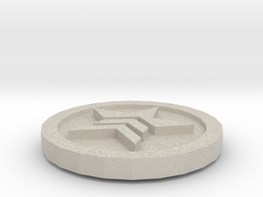 Paragade Token in Natural Sandstone