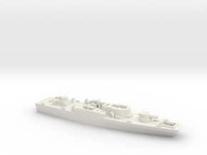 LCS(L) 2 1/700 Scale in White Natural Versatile Plastic