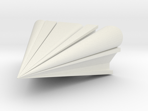 Curiosity VOL V7 New in White Natural Versatile Plastic