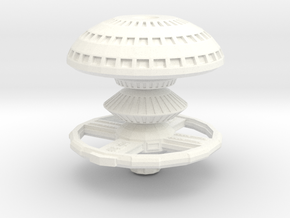 Starbase 57 in White Strong & Flexible Polished