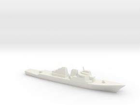 [USN] Arleigh Burke Class 1:1800 in White Natural Versatile Plastic