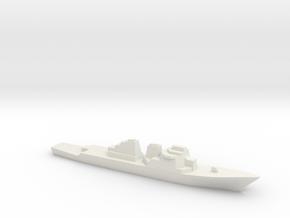 [USN] Arleigh Burke Class 1:3000 in White Natural Versatile Plastic