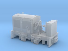 Feldbahn O&K LD2  1:35 in Smooth Fine Detail Plastic