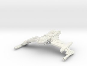 Kell'Thor Class B- Bird of Pray / GunDestroyer in White Natural Versatile Plastic