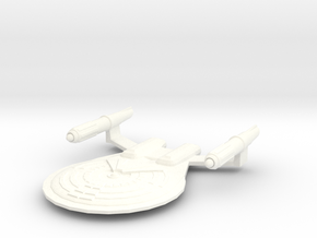 USS Marks in White Strong & Flexible Polished