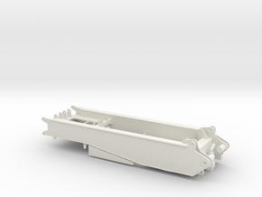 TC2800 Oberwagen in White Natural Versatile Plastic