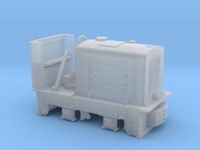 Feldbahn Jung EL105 (Spur 1f) 1:35 in Smooth Fine Detail Plastic