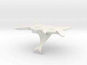 két szarvú (ollós) in White Strong & Flexible