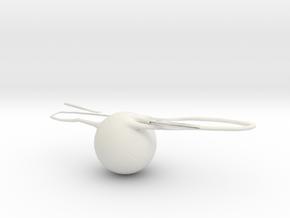 5487 in White Natural Versatile Plastic