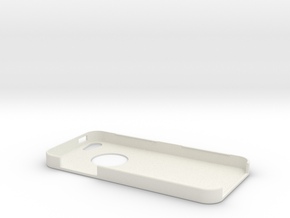 IPhone5 Solid in White Strong & Flexible