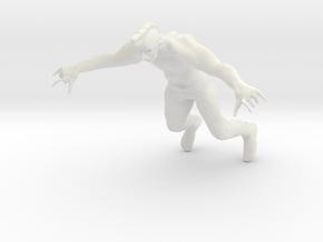 punk w legs in White Strong & Flexible