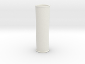 Smoke Stack in White Strong & Flexible