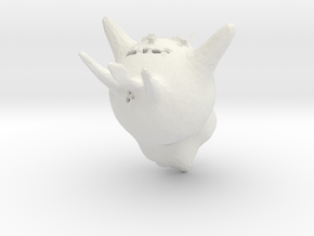 weirdhead in White Strong & Flexible
