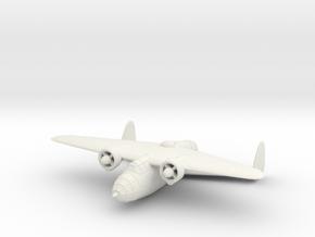 1/200 Delanne DL 150 in White Natural Versatile Plastic