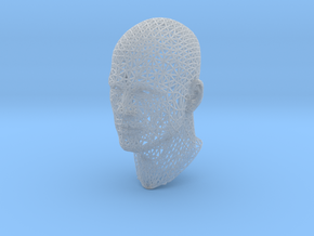 Sieve Head Small in Smooth Fine Detail Plastic