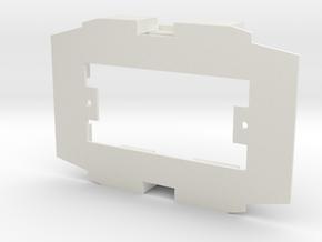 d-1-32-Simplex-baseplate-lima in White Natural Versatile Plastic