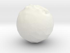 kánti head in White Natural Versatile Plastic
