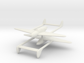 1/300 Gloster F18/37 (x2) in White Natural Versatile Plastic