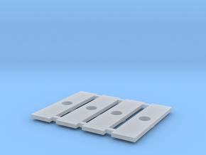 Fahrgestell-Verbindungsklipse für Halberstädter in Smooth Fine Detail Plastic