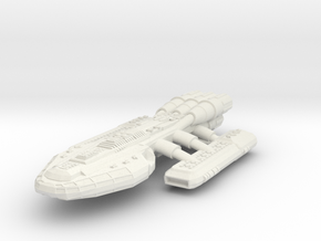 StarCruiser in White Natural Versatile Plastic