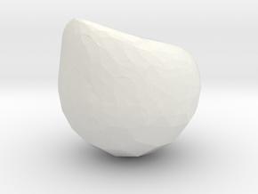 boom in White Natural Versatile Plastic