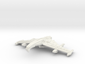 Valmitar Class BattleBird in White Natural Versatile Plastic