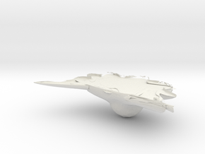 dzsigoHORSE in White Natural Versatile Plastic
