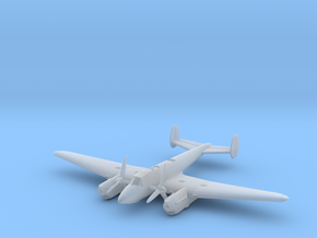 1/144 Petlyakov Pe-2 in Smooth Fine Detail Plastic