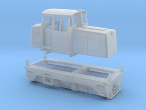MEG V22 01 TTm in Smooth Fine Detail Plastic