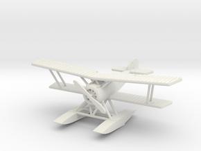Hanriot HD.2 1:144th Scale in White Natural Versatile Plastic