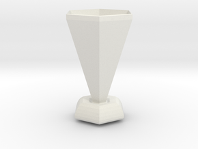 the last centurion vase in White Strong & Flexible